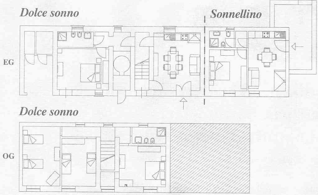fattoria santa maria casa rustica casa rustico ferienhaus bauernhaus meern he toskana. Black Bedroom Furniture Sets. Home Design Ideas